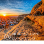 Billings Alumni Event