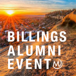 Billings Alumni Event – Welcome the Class of 2020