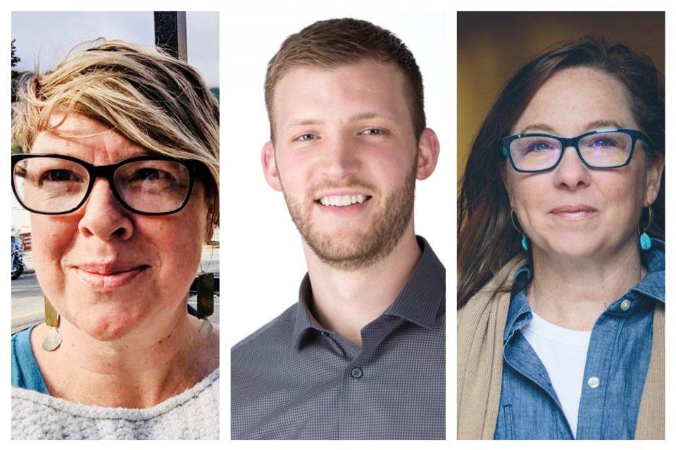 Anne Hughes, Eric Halverson, Hatton Littman