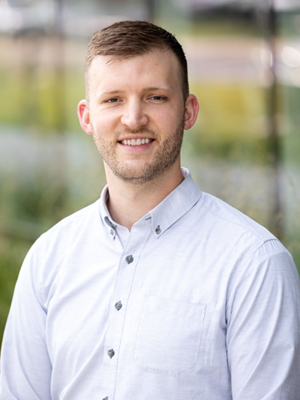 Eric Halverson co-host of listen first montana